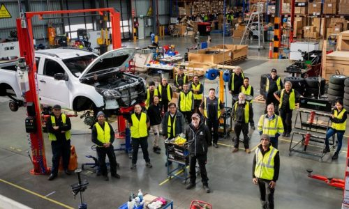 Last HSV Colorado SportsCat rolls off production line