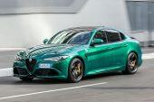 MY2020 Alfa Romeo Giulia Quadrifoglio-Montreal Green