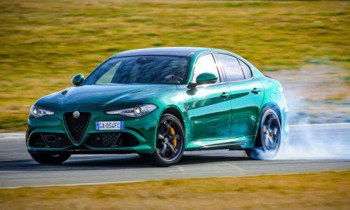 MY2020 Alfa Romeo Giulia, Stelvio Quadrifoglio updates announced