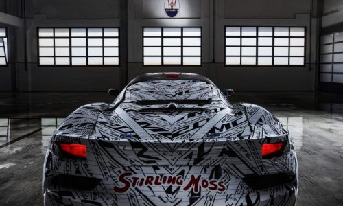 """Maserati MC20 previewed again, to debut """"100%"""" new engine"""