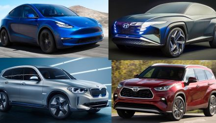 Top 10 SUVs coming to Australia 2021
