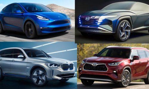 Top 10 best SUVs coming to Australia in 2021
