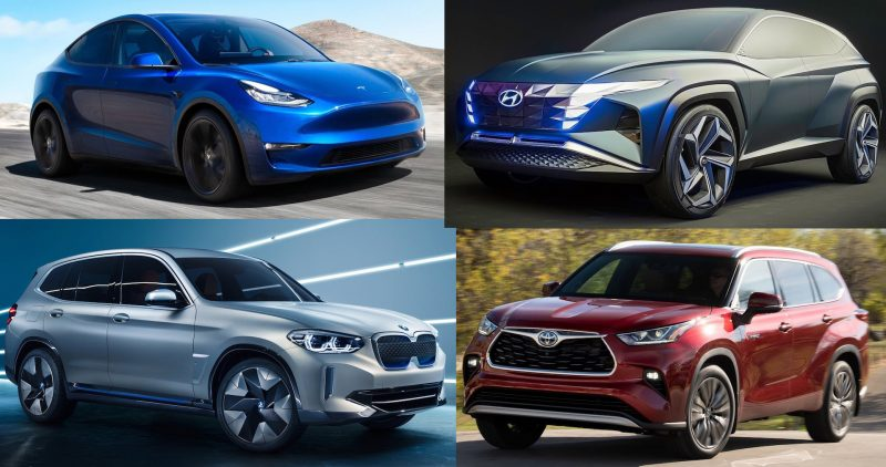 Top 10 SUVs coming to Australia 2021