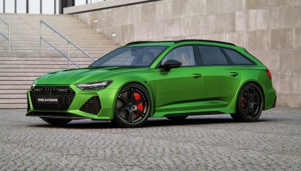Wheelsandmore 2021 Audi RS 6 - 1