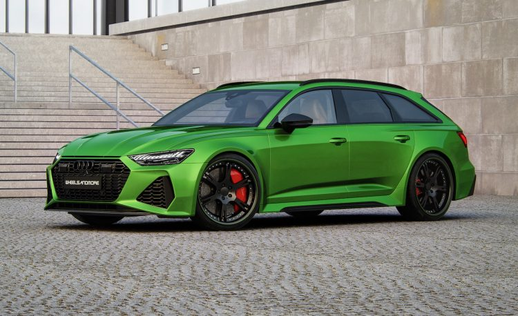 Wheelsandmore goes nuts with 2021 Audi RS 6 Avant, up to ...