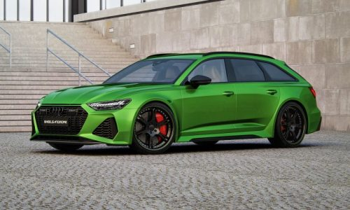 Wheelsandmore goes nuts with 2021 Audi RS 6 Avant, up to 1000hp