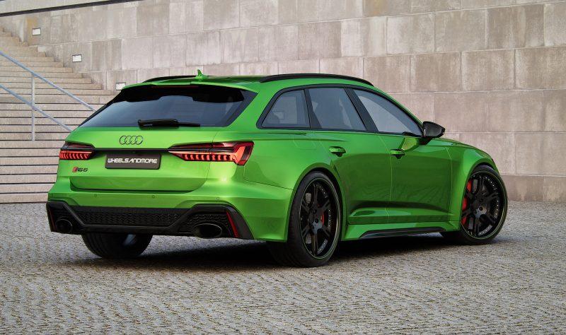 Wheelsandmore 2021 Audi RS 6 - 2