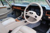 1988 Jaguar XJR-S TWR - interior