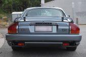 1988 Jaguar XJR-S TWR - rear spoiler