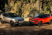 2017 Jeep Compass Trailhawk and S-Limited
