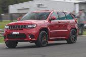 2019 Jeep Grand Cherokee Trackhawk - Brett Davis