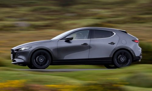2021 Mazda3 'hot hatch' AWD turbo coming soon – report