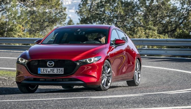 is this the sound of the 2021 mazda3 turbo video