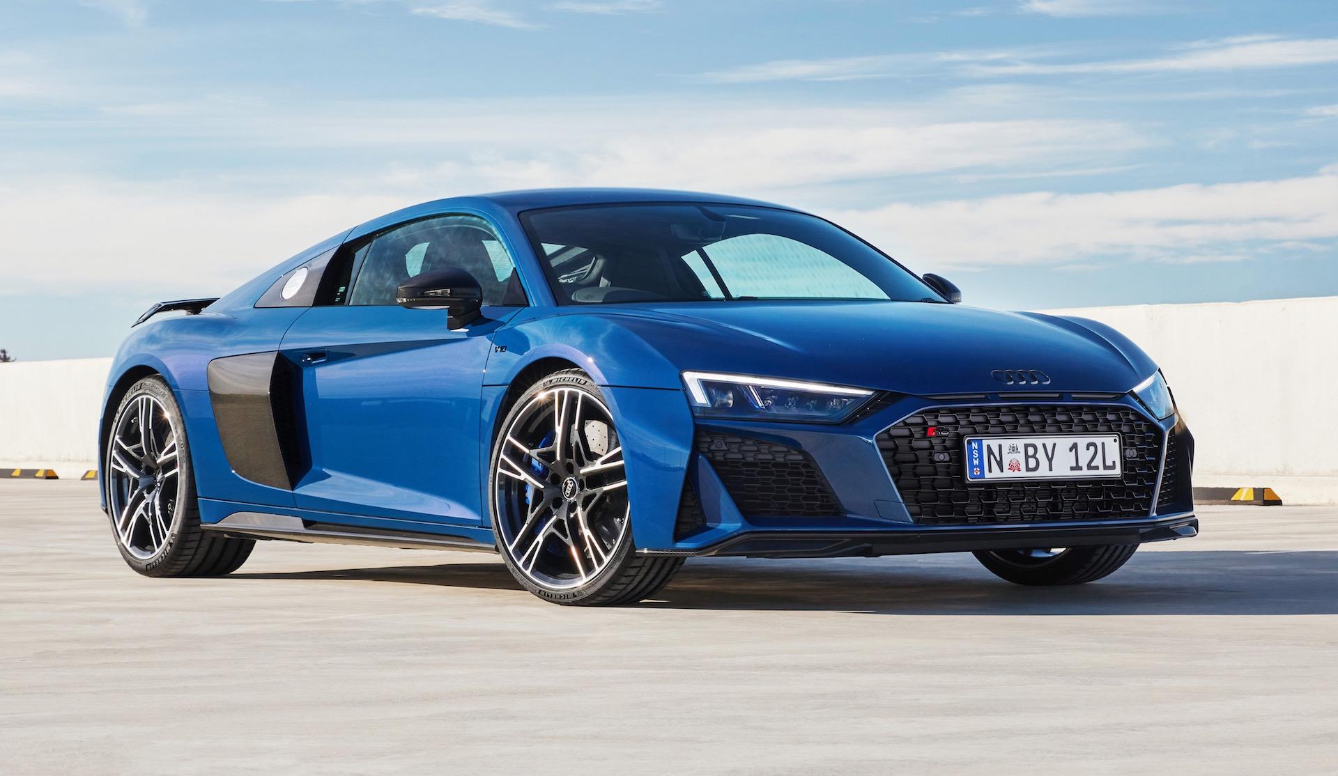2020 Audi R8 V10 confirmed for Australia, arrives in July