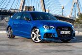 2020 Audi RS 3 Sportback-Australia