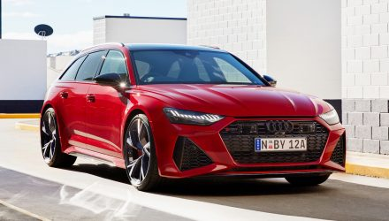 2020 Audi RS 6 Avant & RS 7 Sportback announced for Australia