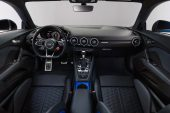 2020 Audi TT RS coupe-interior