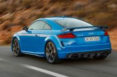2020 Audi TT RS coupe-rear