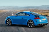 2020 Audi TT RS coupe-rear spoiler