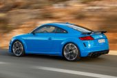2020 Audi TT RS coupe-side