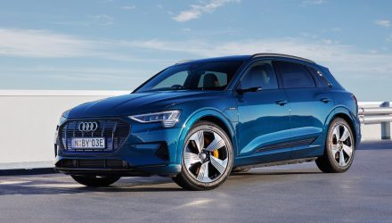 Audi e-tron, e-tron Sportback on sale in Australia from $137,700