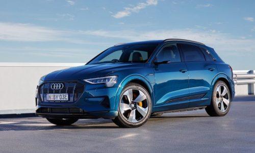 Audi e-tron, e-tron Sportback on sale in Australia from $137,700