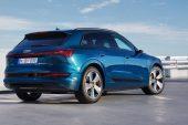 2020 Audi e-tron Australia-rear