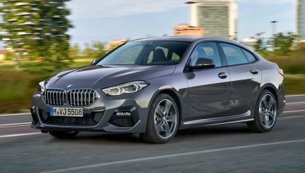 BMW 220i Gran Coupe announced for Australia, new mid-level variant