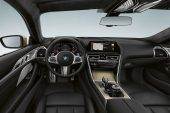 2020 BMW 8 Series Golden Thunder Edition - interior