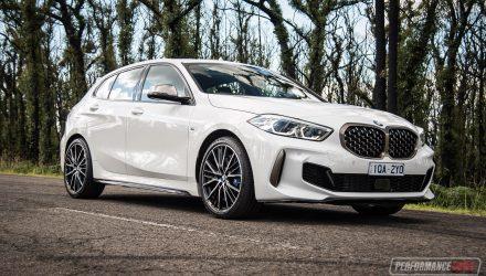 2020 BMW M135i xDrive review (video)