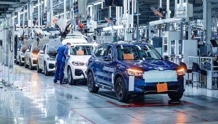 BMW iX3 production on track to commence mid-year