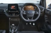 2020 Ford Fiesta ST-interior