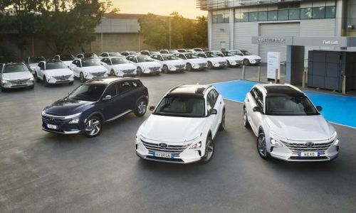 20 Hyundai NEXO hydrogen vehicles deployed in ACT