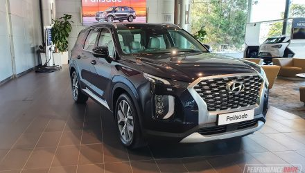Confirmed: Hyundai Palisade on sale in Australia Q4 2020 (video)