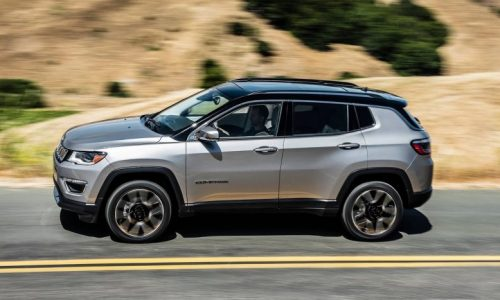 MY2020 Jeep Compass announced for Australia, Night Eagle added