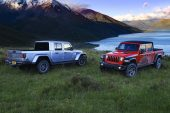 2020 Jeep Gladiator-New Zealand launch - 2