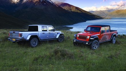 All-new Jeep Gladiator ute arrives in Australia