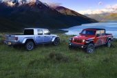 2020 Jeep Gladiator-New Zealand launch - 2
