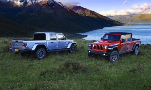 All-new Jeep Gladiator ute arrives in Australia