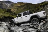 2020 Jeep Gladiator-New Zealand launch - 3