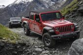 2020 Jeep Gladiator-New Zealand launch - 5