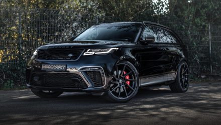 Manhart tunes Range Rover Velar SVAutobiography with 'SV600' kit