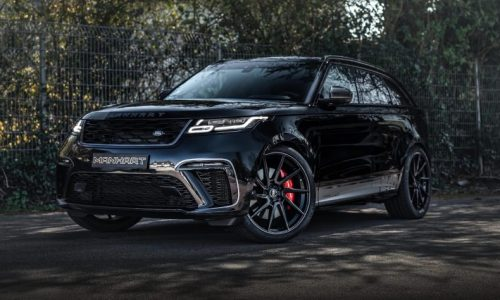 Manhart tunes Range Rover Velar SVAutobiography with 'SV600' kit