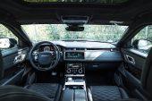 2020 Manhart SV600 Range Rover Velar SVAutobiography Dynamic interior