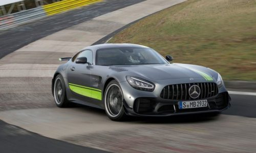 Mercedes-AMG GT R PRO now on sale in Australia, 15 available