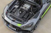 2020 Mercedes-AMG GT R PRO-engine
