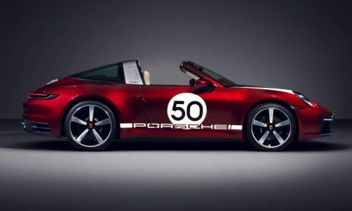2020 Porsche 911 Targa 4S Heritage Design Edition announced