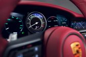 2020 Porsche 911 Targa 4S Heritage Design Edition - green backlight