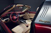 2020 Porsche 911 Targa 4S Heritage Design Edition - interior