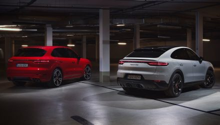 2020 Porsche Cayenne GTS revealed, gets V8 power